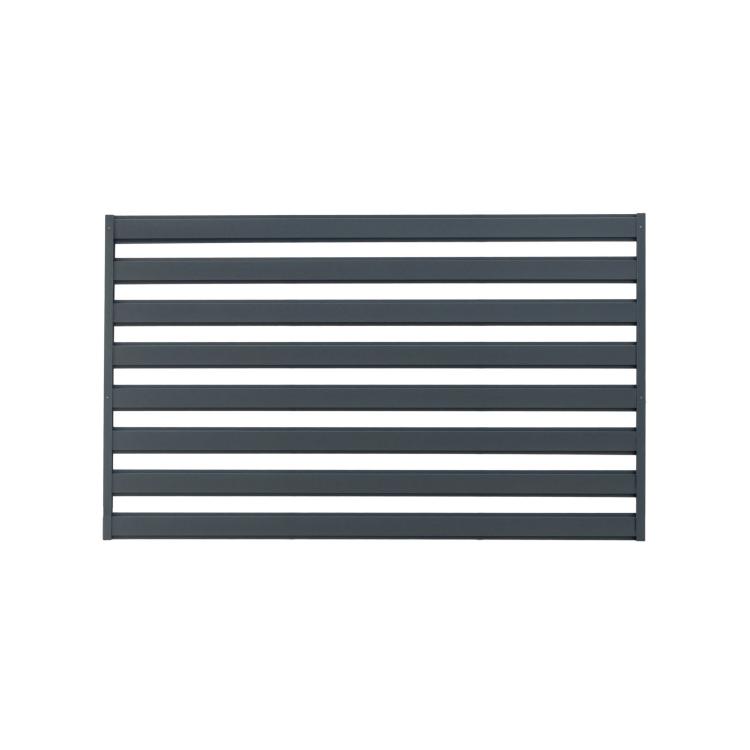 Ogrodzenie Palisadowe Panel w Kolorze RAL-7024