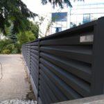 przęsła panele żaluzjowe marciniak ogrodzenia